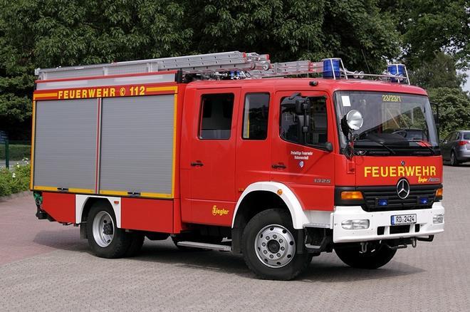 TLF 16/25 / Fahrzeuge / Freiwillige Feuerwehr / Startseite ... Multicut
